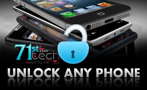 Unlock Cell Phone 71st-tech.com
